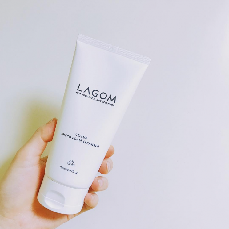 Lagom has inspired a number of brands from beauty to fashion [Photo: Instagram/168_____cm]