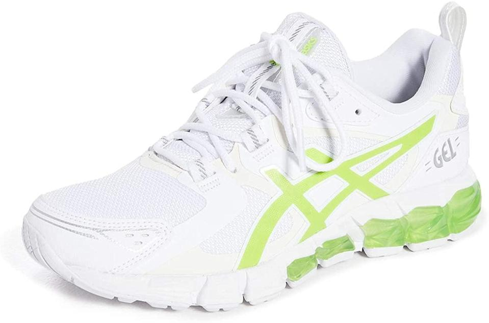 <p>If you need a supportive, cloud-like shoe, go with these <span>Asics Gel-Quantum 180 Shoes</span> ($108, originally $120).</p>