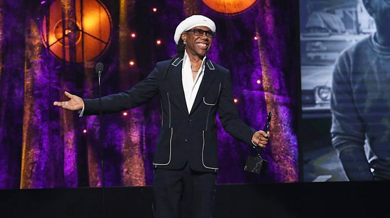 Watch Nile Rodgers' Justifiably Boastful Rock Hall of Fame Speech