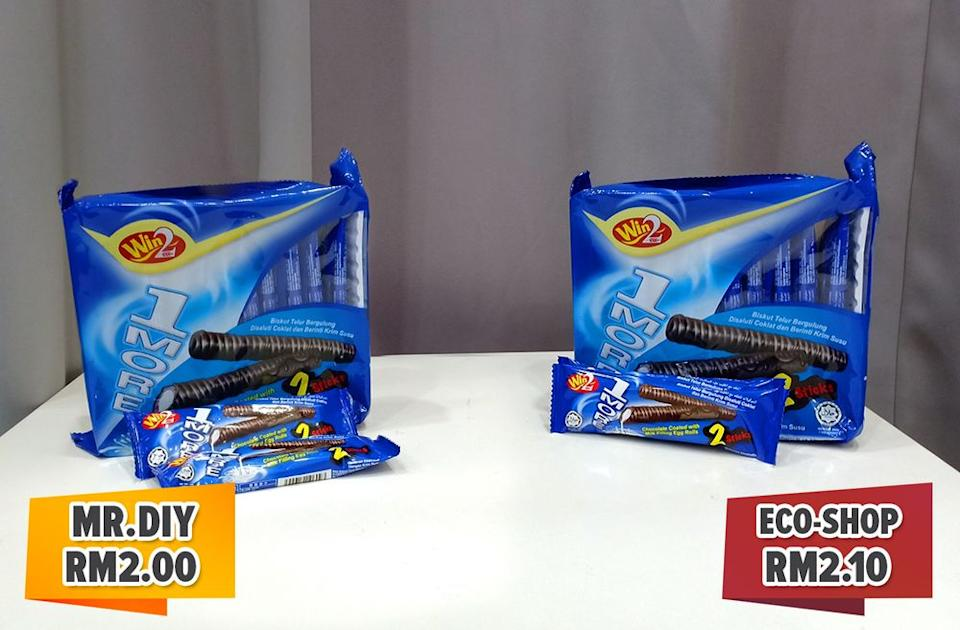 Stock up your pantry with biscuits from as low as RM2.