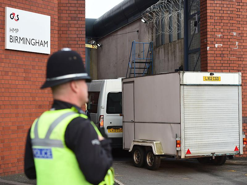 HMP Birmingham has been dogged by major problems for several years: PA