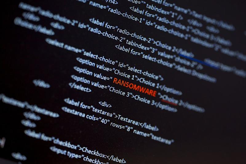 Ransomware extortionists get another bitcoin payday. | Source: Shutterstock