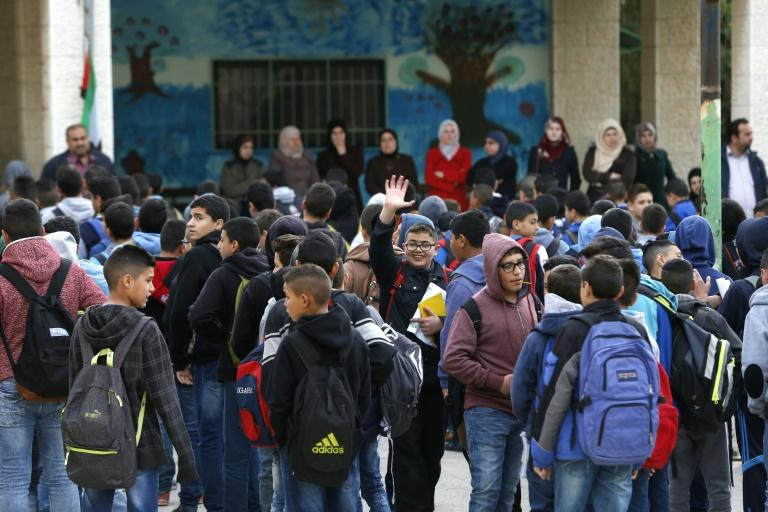 Despite Israeli allegations, UNESCO reports that nothing in the Palestinian study programmes under its oversight supports allegations of inciting hatred against Israel or anti-Semitism
