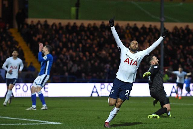 Rochdale 2-2 Tottenham: Steve Davies forces FA Cup replay in stoppage time
