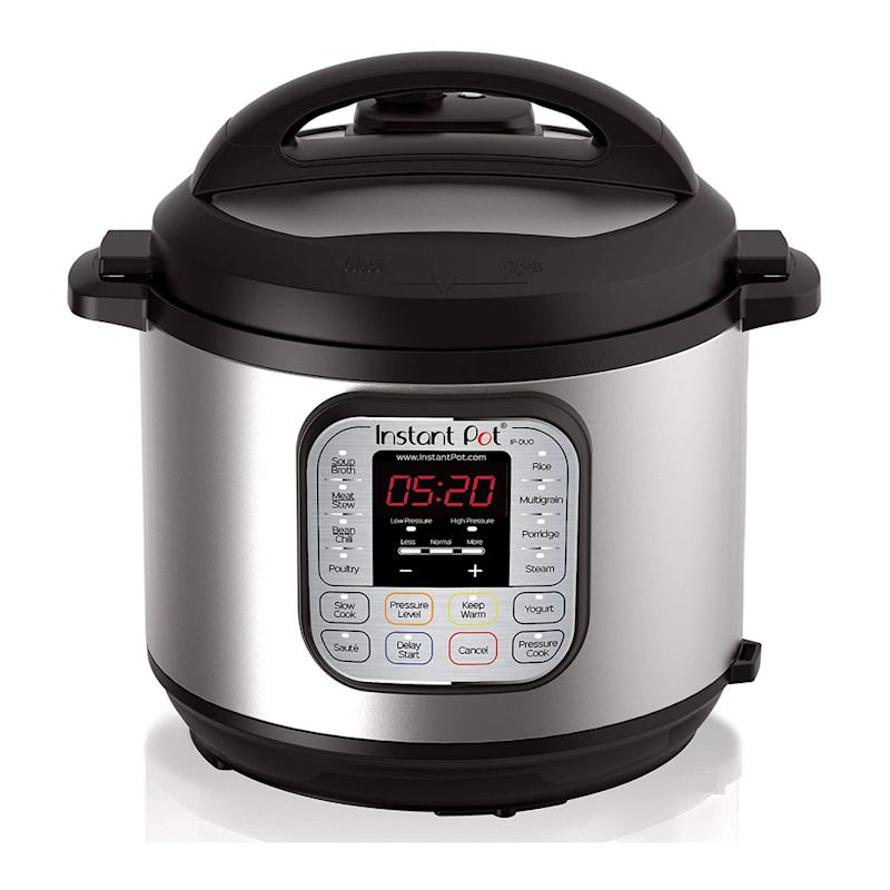Instant Pot 6-Qt 7-in-1 Multi-Use Cooker. (Photo: Amazon)