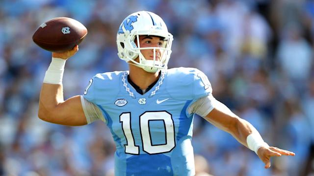 If San Francisco drafts a QB early, it probably will take somebody other than Mitchell Trubisky at No. 2. But the North Carolina passer won't fall far.
