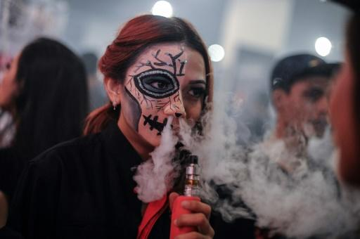 Some smokers have turned to e-cigarettes as a substitute