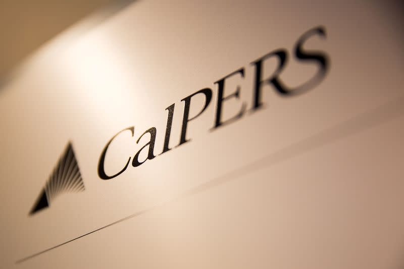U.S. lawmaker calls for ouster of CalPERS CIO over China ties: letter