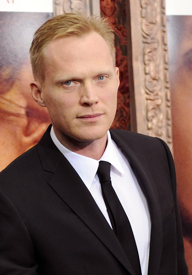 """<a href=""""http://movies.yahoo.com/movie/contributor/1804462348"""">Paul Bettany</a> attends the New York premiere of <a href=""""http://movies.yahoo.com/movie/1810149482/info"""">The Tourist</a> on December 6, 2010."""