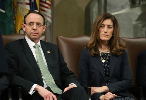 <p>US Justice Dept's No. 3 official resigns: report</p>