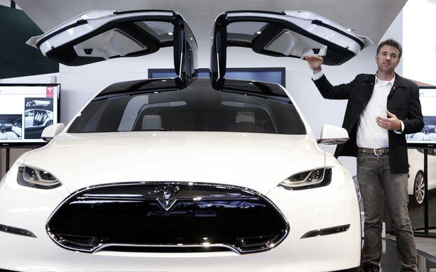 North Carolina Wants to Ban Tesla Cars