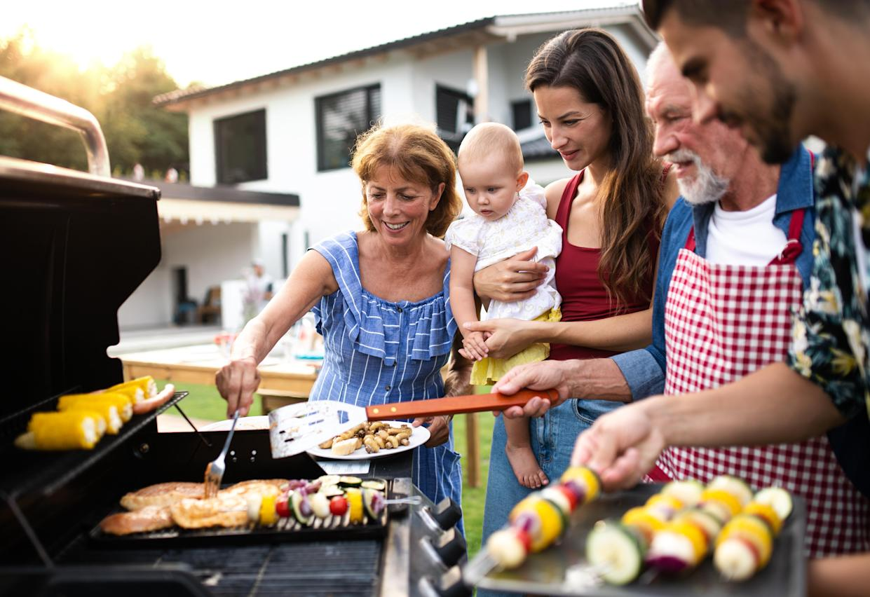 if you're nervous about celebrating Memorial Day weekend, experts say that's OK. But they suggest looking at the holiday in a new light. (Photo: Getty Images)