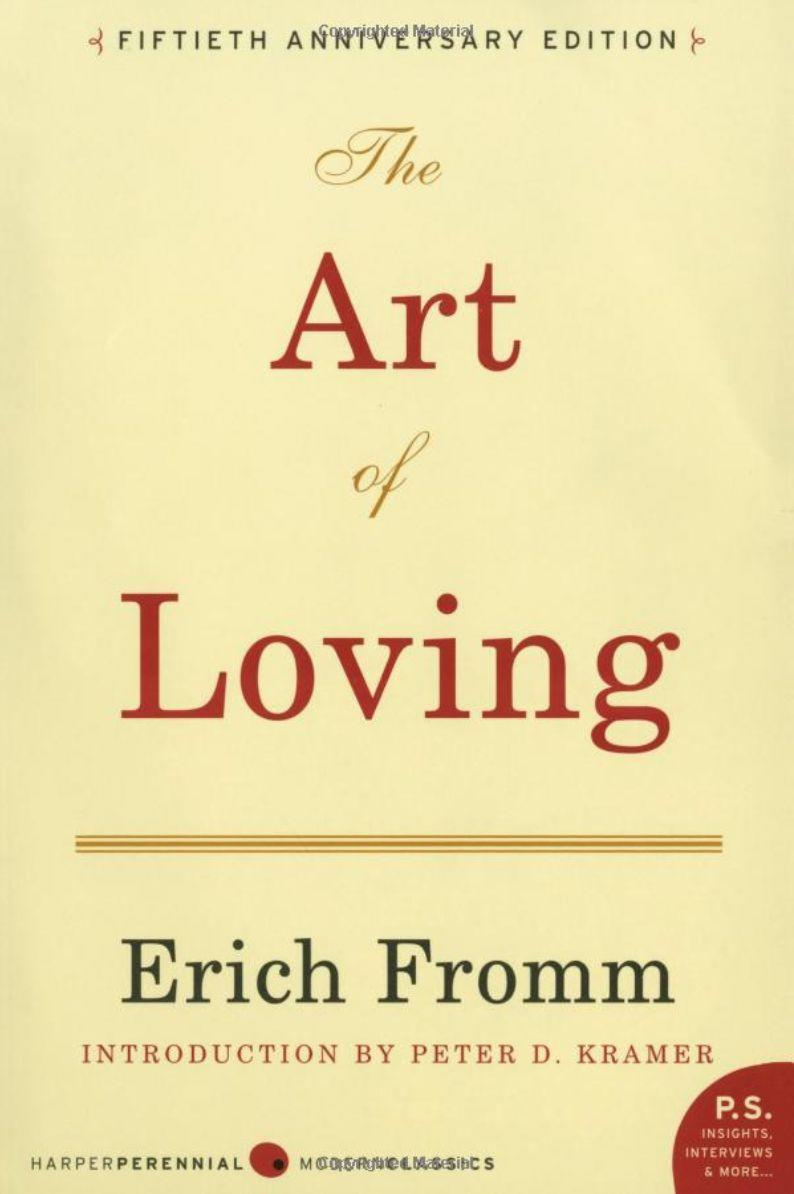 """This is a timeless book that continues to resonate with couples. It's one of those books you take off the shelf every decade or so to be reminded about the true nature of love: that it is an art that requires knowledge and effort. It is about increasing one's capacity to love, and understanding the confusion between falling in love and the permanent state of being in love. Loving is not simple. It is an art like any other that needs to be practiced on a regular basis, with concentration and patience. This small book will inspire couples to look at their relationships from a new perspective."" -- <i><a href=""http://ashortguidetoahappymarriage.com/Home.html"" target=""_blank"" rel=""noopener noreferrer"">Sharon Gilchrest O&rsquo;Neill</a>,&nbsp;a marriage and family therapist and the author of&nbsp;""A Short Guide to a Happy Marriage: The Essentials for Long-Lasting Togetherness</i><br /><br /><br /><strong><i>Get&nbsp;</i><i><a href=""https://www.amazon.com/Art-Loving-Erich-Fromm/dp/0061129739/ref=sr_1_1?keywords=&quot;The+Art+of+Loving&quot;+by+Erich+Fromm&amp;qid=1566432542&amp;s=books&amp;sr=1-1"" target=""_blank"" rel=""noopener noreferrer""><i>""</i>The Art of Loving"" by Erich Fromm</a></i></strong>"