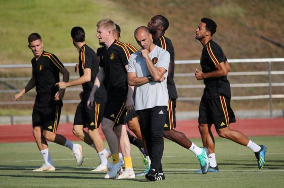 Belgium vs Japan: Roberto Martinez refuses to look ahead to potential World Cup quarter-final with Brazil