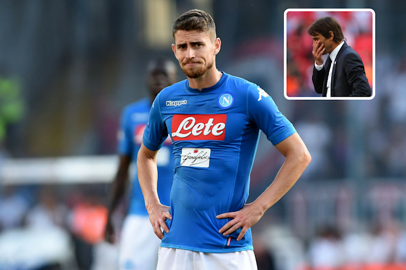 reputable site 5d948 d8359 Chelsea want Manchester City target Jorginho