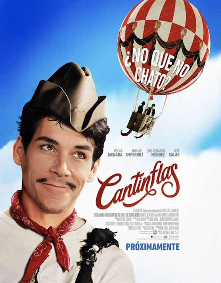 """<p><strong>Mario Moreno</strong>, professionally known as <a href=""""https://www.imdb.com/name/nm0134594/"""" rel=""""nofollow noopener"""" target=""""_blank"""" data-ylk=""""slk:Cantinflas"""" class=""""link rapid-noclick-resp""""><strong>Cantinflas</strong></a>, was Mexico's most iconic comedy film star who earned international attention throughout the Golden Age of Mexican Cinema between the 1930s and 1960s. About 21 years after his death, actor <a href=""""https://www.imdb.com/name/nm1049982/"""" rel=""""nofollow noopener"""" target=""""_blank"""" data-ylk=""""slk:Óscar Jaenada"""" class=""""link rapid-noclick-resp""""><strong>Óscar Jaenada</strong></a> gave an uncanny portrayal of Cantinflas in this 2014 biographical drama. The film tells Mario's incredible story from his humble beginnings in Mexico City to his legendary rise in Hollywood. </p><p><a class=""""link rapid-noclick-resp"""" href=""""https://www.amazon.com/Cantinflas-English-Subtitled-%C3%93scar-Jaenada/dp/B00OZNM376?tag=syn-yahoo-20&ascsubtag=%5Bartid%7C10055.g.35564148%5Bsrc%7Cyahoo-us"""" rel=""""nofollow noopener"""" target=""""_blank"""" data-ylk=""""slk:STREAM NOW"""">STREAM NOW</a></p>"""