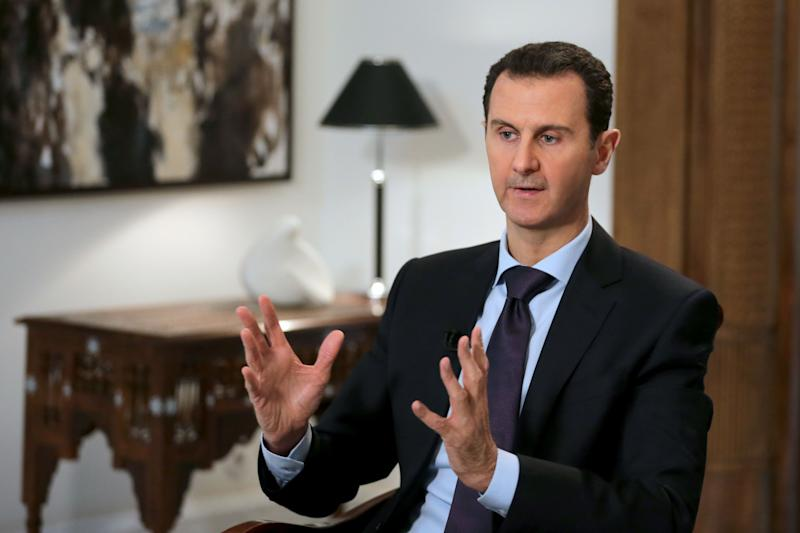 U.S. Slaps Syria With New Sanctions Over Human Rights Abuses