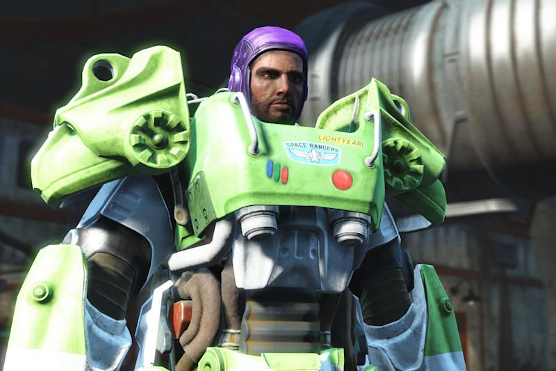 Bethesda says it's working to improve Fallout 4 mod support