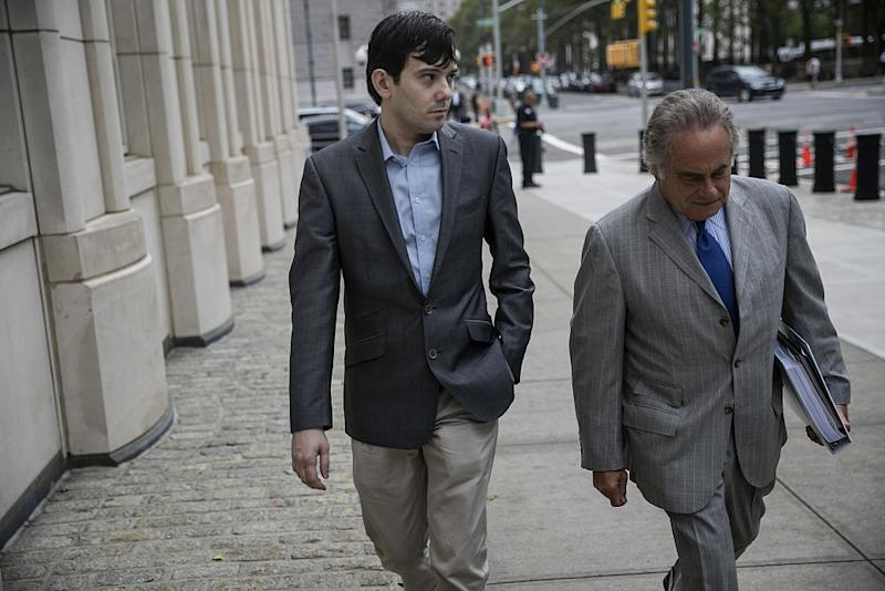 Martin Shkreli Asks for $3M Bail Reduction to Help Pay Legal Fees