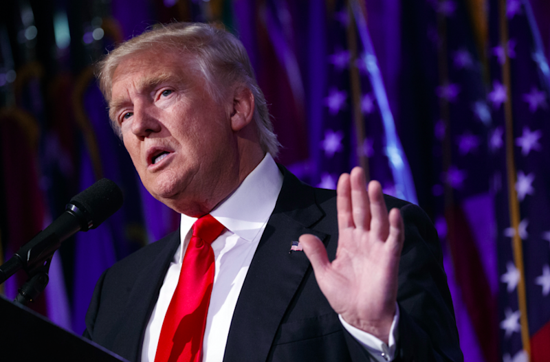 The poll results come after Donald Trump's shock election win in the US. Photo: AAP