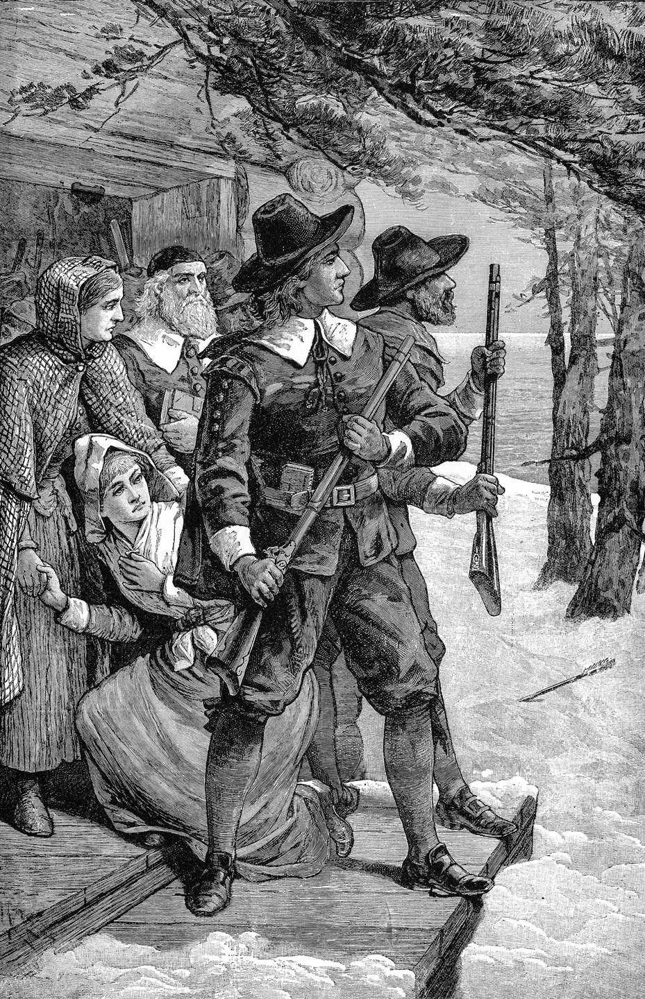 "<p>By the time the Puritans settled in Boston, celebrating Christmas had been outlawed. From 1659–1681, anyone caught making merry would face a fine for celebrating. After the Revolutionary War, the day was so unimportant that Congress even held their first session on December 25, 1789. Christmas wasn't proclaimed a <a href=""http://www.senate.gov/reference/resources/pdf/Federal_Holidays.pdf"" rel=""nofollow noopener"" target=""_blank"" data-ylk=""slk:federal holiday"" class=""link rapid-noclick-resp"">federal holiday</a> for almost another century, proving that the Grinch's notorious hatred of the holiday was alive and well long before he was.</p>"