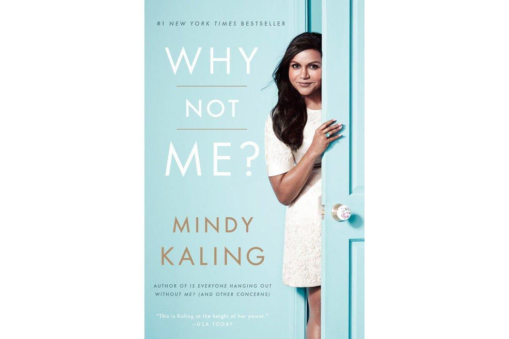 """<p>Reinvention doesn't always have to involve devastating loss or birds of prey. Mindy Kaling's second memoir, <em>Why Not Me?</em> is a delightful ode to finding your own self confidence without the impetus of tragedy. Kaling shares insights on her successful career as a TV writer, as well as plenty of juicy gossip and polarizing opinions on romantic comedies. Her wit and humor are infectious, like staying up all night to talk to your very best friend. By the end of the book, you'll stop saying """"I'm not good enough,"""" and start saying, """"Well… why not me?""""</p> <p><strong>To buy:</strong> $13; <a href=""""https://www.amazon.com/Why-Not-Me-Mindy-Kaling/dp/0804138168/?ie=UTF8&camp=1789&creative=9325&linkCode=as2&creativeASIN=0804138168&tag=reasim03-20&ascsubtag=d41d8cd98f00b204e9800998ecf8427e"""" target=""""_blank"""">amazon.com</a></p>"""