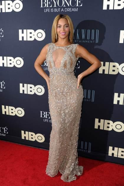 Beyonce Knowles NY 2013 -- Getty Images
