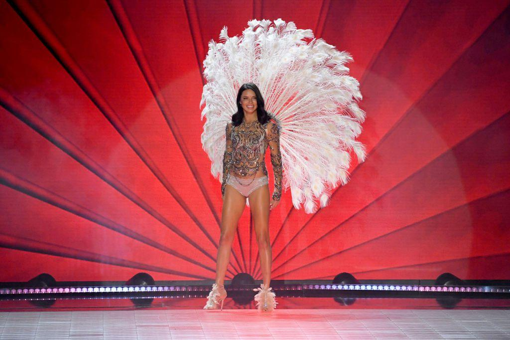 "<p>The 2018 Victoria's Secret Fashion Show won't officially air on TV until December 2, but we've already got a sneak peek at all of the lingerie looks. This year's spectacle <a rel=""nofollow"" href=""https://www.marieclaire.com/fashion/a23285765/victorias-secret-fashion-show-details-2018/"">took place in New York City</a> and featured familiar faces such as Taylor Hill, Behati Prinsloo, Kendall Jenner, Gigi Hadid, and Bella Hadid. Newcomers <a rel=""nofollow"" href=""https://www.marieclaire.com/fashion/g23061273/victorias-secret-fashion-show-2018-models/"">Kelsey Merritt and Mélie Tiacoh</a> also walked, while Elsa Hosk debuted the $1 million dollar fantasy bra. The themes for this year's runway event ranged from plaid to moonlight. Before we reveal too much, however, check out all the lingerie outfits ahead. </p>"