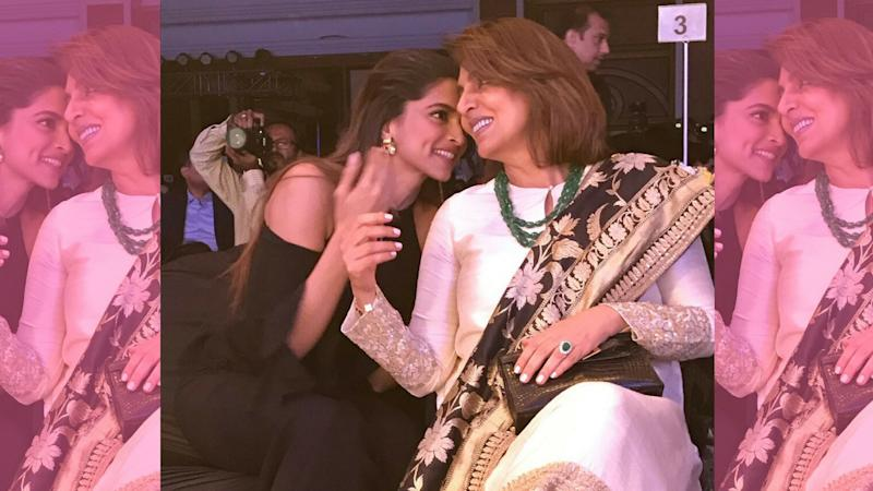 Why Is This Pic of Deepika Padukone & Neetu Singh Going Viral?