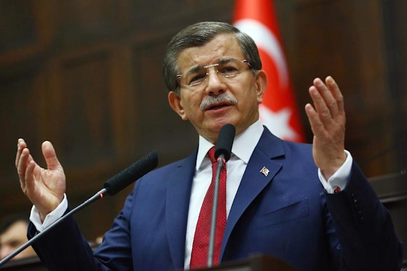Turkey Ruling Party To Hold Congress May 22 Pm Wont Seek New Mandate