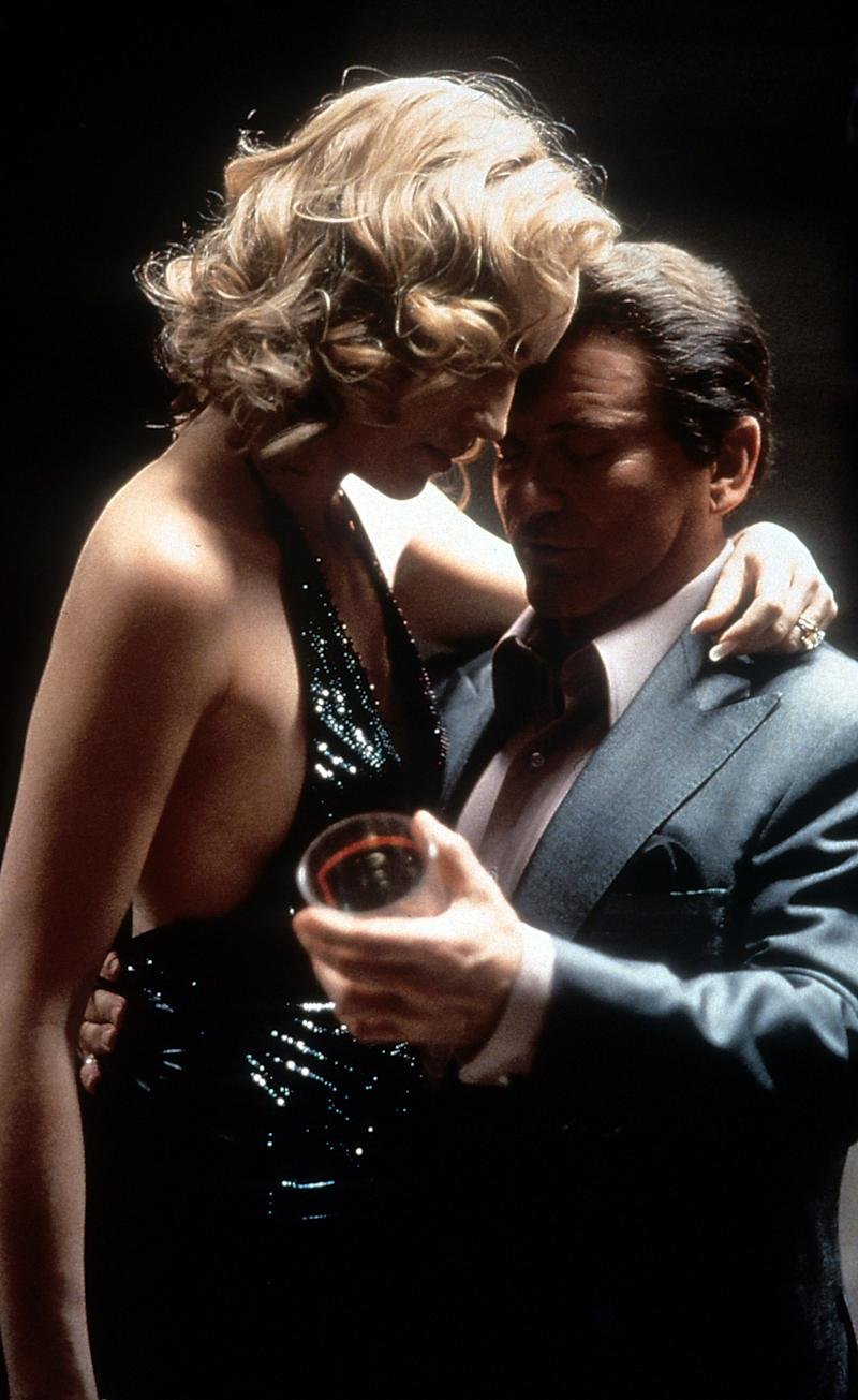 Sharon Stone and Joe Pesci in Casino (1995)