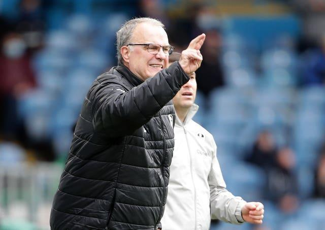 Leeds have yet to confirm Marcelo Bielsa will be head coach for a fourth season