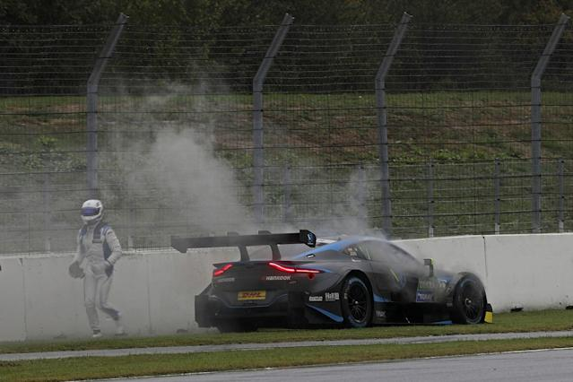 R-Motorsport Aston squad withdraws from DTM