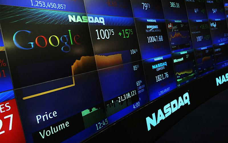 Apple, Google, Microsoft stocks fell prey to a data glitch