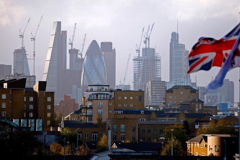 The City of London needs to focus on the digital revolution: AFP/Getty Images