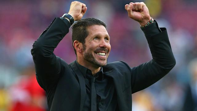 Atletico Madrid boss Diego Simeone intends to return to San Siro and coach Inter at some point in his career.