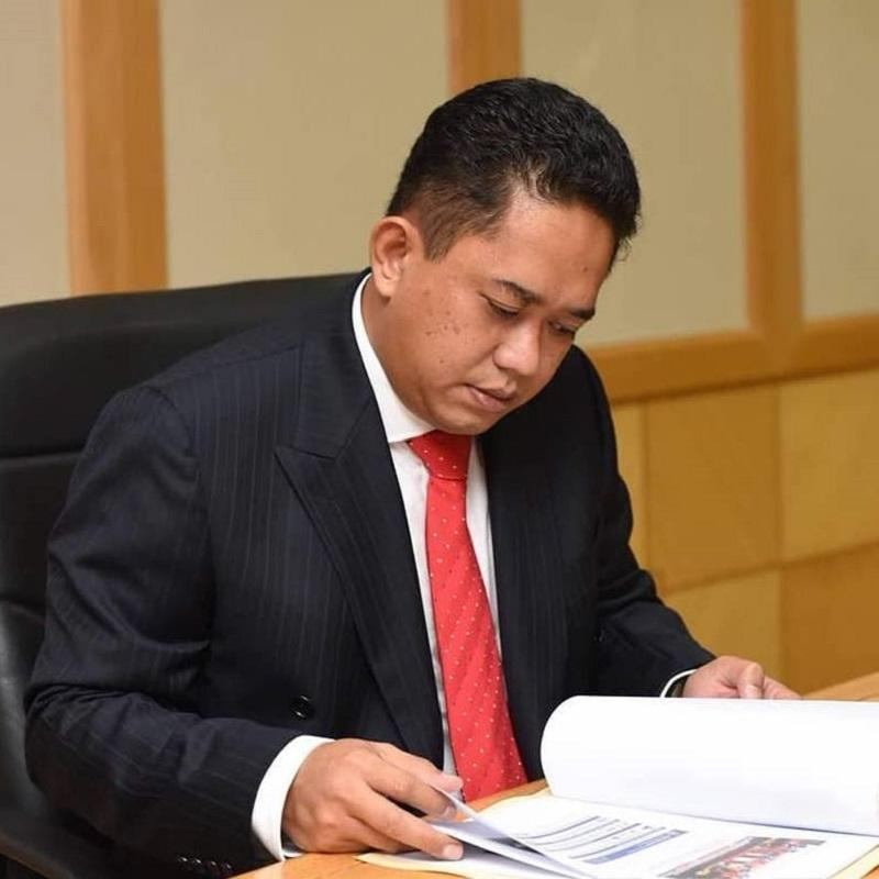 Datuk Dr Md Farid Md Rafik passed away around 6am this morning at the hospital for a suspected heart attack. — Picture via Facebook/Dr Md Farid Md Rafik