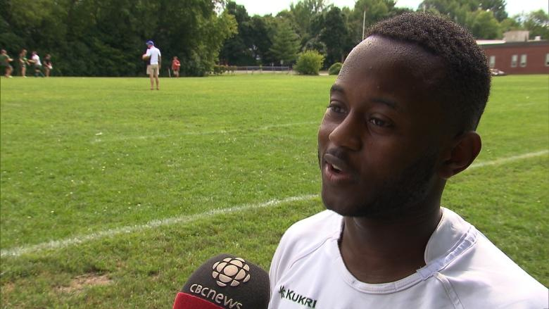 New Brunswick rugby team gets helping hand from Montreal rivals after van stolen