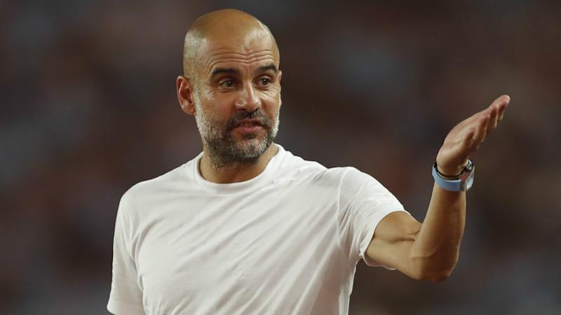 Guardiola rejects 'false' accusations of 'arrogance' levelled at Man City