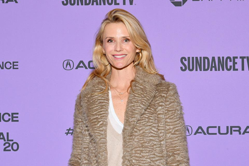 "PARK CITY, UTAH - JANUARY 25: Jennifer Siebel Newsom attends the 2020 Sundance Film Festival - ""On The Record"" Premiere at The Marc Theatre on January 25, 2020 in Park City, Utah. (Photo by Dia Dipasupil/Getty Images)"