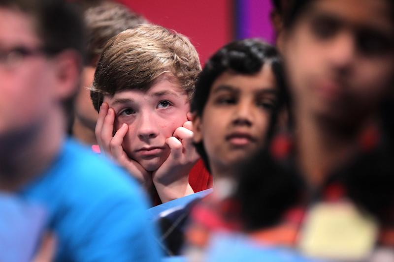 Superior Spellers Compete At National Spelling Bee