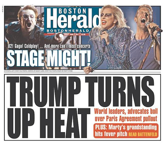 "<p>""Boston Herald,"" published in Boston, Mass. (Newseum) </p>"