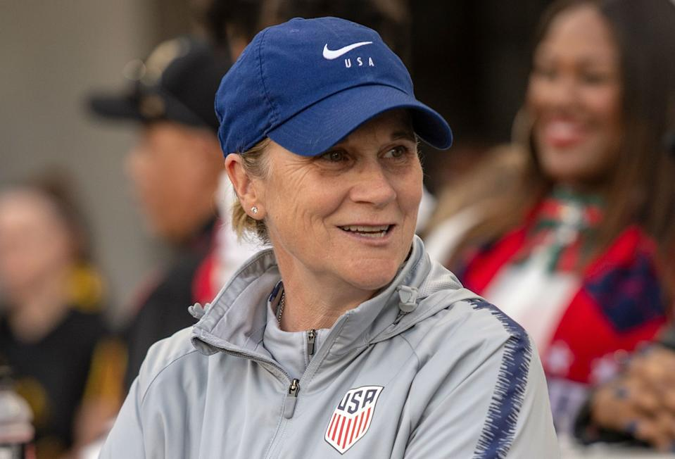 U.S. coach Jill Ellis is likely done tinkering with her lineups. (Getty)