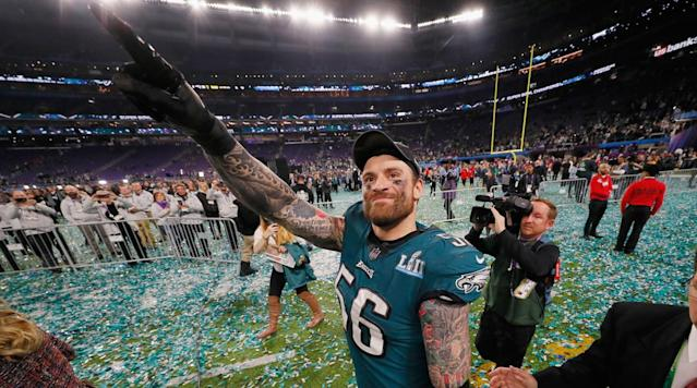 "<p>If you're a football fan of a certain age, you'll identify with this riff on the old Disney World/Disneyland commercial that ran on network TV the week after the Super Bowl:</p><p><strong>TV voice (off-camera):</strong> ""Chris Long! You've just won the Super Bowl! What are you doing next!""</p><p><strong>Chris Long (staring into camera, grinning):</strong> ""I'm going halfway around the world to climb a 19,000-foot mountain, Mount Kilimanjaro!""</p><p>Sixteen days after winning Super Bowl 52 with the Philadelphia Eagles, that's exactly what the 32-year-old defensive end is going to do. (And apologies to those who don't remember that's exactly what Phil Simms, Joe Montana and Emmitt Smith did a generation ago—win the Super Bowl MVP and make some money by staring into the camera as the game wound down and saying, ""I'm going to Disney World!"" This year, <a href=""https://www.youtube.com/watch?v=ZJ6GNwYiDkI"" rel=""nofollow noopener"" target=""_blank"" data-ylk=""slk:it was Nick Foles' turn"" class=""link rapid-noclick-resp"">it was Nick Foles' turn</a>.)</p><p>To raise money to build wells in drought-stricken east Africa, Long and 11 current and former players and U.S. military veterans will take off for Africa on Thursday night. The climb in Tanzania begins Tuesday. It should take them about six days to summit (for those who make it; the altitude KOs even some of the fittest of climbers) and a couple of days to come down.</p><p>This year, Long and his co-captain on the ""Conquering Kili"" trip, former U.S. Army Green Beret Nate Boyer, lead a team of 12 (plus a video crew) on the climb. That crew includes Rams linebacker Connor Barwin and three retired NFL players: quarterback Vince Young, running back Steven Jackson and tight end Tom Santi. Four retired military vets (two Marine, one Navy, one Army) will be on the climb.</p><p><strong><a href=""https://www.si.com/nfl/2018/02/13/frank-reich-indianapolis-colts-head-coach"" rel=""nofollow noopener"" target=""_blank"" data-ylk=""slk:• KING: Ten Things I Think I Think About Frank Reich, New Colts Head Coach"" class=""link rapid-noclick-resp"">• KING: Ten Things I Think I Think About Frank Reich, New Colts Head Coach</a></strong></p><p>Long has made the climb twice—once late in his Ram years, and again last year. It was tougher last year; he said he really struggled with the altitude. But it also could have been the proximity to the season, and getting very little rest time after a Super Bowl year with the Patriots. Could be the same thing this year. Last night, Long, home in Virginia, was on the massage table till past 9 p.m. ET, still getting the kinks out after a six-and-a-half-month football season.</p><p>""I spend time outside,"" Long said. ""I hike, I trek, I climb. Doing it halfway around the world for eight days is different. But the toughest part is the altitude. Lots of people make it. But even the fittest guys struggle. Last year, we had a vet, an ultra-marathoner, totally bad-ass guy, who had to turn around. Altitude didn't agree with him.</p><p>""The awareness for our cause, clean water in east Africa … this is our best platform. The world water crisis is huge, and it means so much to me that we've been able to raise enough money to build 32 wells in such desperate areas. We haven't set a monetary goal this year, but if we could raise enough money for three or four wells [at $40,000 per well], that's going to help so many people.</p><p>""It's a cool opportunity to involve all of my passions—my foundation, my life, helping active and retired NFL dudes, and then our military. They have a need, a void, for service. Some vets want to get involved in a cause bigger than selves. And this is such a great cause.""</p><p>Long met Boyer three years ago, and got him involved in the cause. Boyer has been active in engaging returning vets (along with FOX's Jay Glazer) to find causes meaningful to their lives once they return from active duty. Long figures the Waterboys-funded wells and clean water has made a big difference in the lives of 125,000 east Africans.</p><p>Kilimanjaro is 19,341 feet high. This will be Long's third climb. ""You start in a rainforest, move into the high desert, and on the sixth day, you're summitting, and you're on a glacier, and you're on top of Africa. It's quite amazing,"" he said.</p><p><strong><a href=""https://waterboys.org/"" rel=""nofollow noopener"" target=""_blank"" data-ylk=""slk:• To donate to Long's cause, and to the cause of fresh water for Africa, go to waterboys.org."" class=""link rapid-noclick-resp"">• To donate to Long's cause, and to the cause of fresh water for Africa, go to waterboys.org.</a></strong></p><p>Finally, Long will be 33 this year. A couple of years ago, he thought seriously of retiring; his back hurt, and he was tired of losing. In his first eight seasons, all with the Rams, Long was never on a winning team. Then came a title season with New England, in 2016. And then the magic with the Eagles this season. Now what's in Long's future?</p><p>""Playing football, I hope,"" he said. ""I plan on playing football. I loved this season so much, just loved this team and my teammates. There's still things I want to accomplish. But I've got to climb this mountain first. It's the coolest thing going, vets and NFL guys and the mountain.""</p><p><a href=""https://www.si.com/nfl/2018/02/11/eagles-super-bowl-zach-ertz-touchdown-wristband-145-mmqb-peter-king"" rel=""nofollow noopener"" target=""_blank"" data-ylk=""slk:• KING: Wristband 145—Behind the Play That Confused The Patriots and Gave the Eagles the Super Bowl Win"" class=""link rapid-noclick-resp""><strong>• KING: Wristband 145—Behind the Play That Confused The Patriots and Gave the Eagles the Super Bowl Win</strong></a></p><p>Now for your email:</p><p><strong>THANK YOU</strong><br><em>Thanks again Peter for just <a href=""https://www.si.com/nfl/2018/02/11/eagles-super-bowl-zach-ertz-touchdown-wristband-145-mmqb-peter-king"" rel=""nofollow noopener"" target=""_blank"" data-ylk=""slk:a superbly written article"" class=""link rapid-noclick-resp"">a superbly written article</a>. Love how you brought us ""behind the curtain"" and also loved that Doug Pedersen and Frank Reich opened up so much about the process how they select and design their plays. Fascinating! Dare say you'd never get that candor and openness from the Belichick and the Patriots? You made my Monday.?</em><br><strong>—Sean C. Beahon </strong></p><p>Thanks, Sean. I really owe Reich and Pederson and receivers coach Mike Groh for their help (and their time) in doing this story, because without their candor, there's no way a story of that insight could ever be done.</p><p>A note I wanted to add about this story. When I was in the middle of writing it, I thought how fortunate I was, being able to learn and write and impart to readers a first for me in 34 seasons covering the NFL—and the kind of story I have not read, anywhere. I had never heard, and have never read, coaches explain the birth, the roots, the development, the refinement and the adoption of a play into a game plan … and then how the coach figured this was the right time to call a play he never had called before, and it was third-and-seven with the Super Bowl on the line, in the 58th minute of the game, trailing 33-32. Doug Pederson called this play he and his staff had invented from so many disparate ideas, and, as it turns out, it's the touchdown that won the Super Bowl. I never had coaches spend 90 minutes explaining everything about any play, never mind the play starting from scratch and ending with the biggest moment of their coaching lifetimes. I spent 4,310 words describing the play.</p><p>During the course of Monday, I looked at Twitter a few times to see the reaction to the story from readers. This tweet stood out:</p><p>And my response:</p><p>I don't often—anymore—engage people on Twitter like that. It's not a good idea, and it's not mature. A few of you took me to task for it.</p><p>If you read that story, and that's your big takeaway, and you tweet at me, I might strike back. On the play, running back Corey Clement started from behind left tackle and, at quarterback Nick Foles' signal, pivoted and sprinted behind Foles parallel to the line of scrimmage. What I wrote: <em>The Eagles used a strange motion on this play call Star motion, a Jet Sweep sort of motion behind the quarterback that they'd used only 12 previous times in 1,217 plays this season prior to the winning touchdown in the Super Bowl. </em>The Eagles used regular motion on more than 400 offensive snaps this season. Regular motion is receivers or backs or tight ends running at different speeds behind the linemen, sometimes continuing to the snap of the ball and then turning upfield, sometimes stopping at an appointed spot in the formation. Star motion is when one of the fastest backs is in a dead sprint across the formation, not even turning upfield at the snap (as a back might do upon the snap into a wheel route) but rather drawing defensive attention very wide of the formation and waiting for the quarterback to throw. I didn't say it was exactly the same thing as a Jet Sweep. I said it was a Jet Sweep sort of motion, because it was so different from regular motion.</p><p>That's the explanation of why I was a jerk on Twitter on Monday: I did something I was proud of, I got slapped, I slapped back. That's it. Let's move on.</p><p><strong><a href=""https://www.si.com/nfl/2018/02/13/steve-gleason-barry-zito-college-baseball-home-run"" rel=""nofollow noopener"" target=""_blank"" data-ylk=""slk:• KING: Why One Home Run That Barry Zito Gave Up in College Now Stands Out Above the Rest"" class=""link rapid-noclick-resp"">• KING: Why One Home Run That Barry Zito Gave Up in College Now Stands Out Above the Rest</a></strong></p><p><strong>THANK YOU II</strong><br><em>A longtime reader. Eagles fan. Best column ever.?</em><br><strong>—Greg M.</strong></p><p>So nice of you to say, Greg. I hope educated football fans (and maybe some people in the game) got some knowledge and entertainment from it.</p><p><strong>IN APPRECIATION OF OFFENSIVE COORDINATORS</strong><br><em>Love EVERY SINGLE BIT of Wristband 145! I realized I'd have to curb my criticism of offensive coaches and players next season because I literally have no idea how many moving parts all have to work for a play in the NFL to be successful.?</em><br><strong>—Jake</strong></p><p>Your email, Jake, made me think of what might have happened if I'd done a post-mortem of this play with Patriots' defensive coaches. Would love to see Matt Patricia diagnose what went wrong—and I don't just mean Duron Harmon and Stephon Gilmore clanking into each other like a couple of stuntmen. I would love to know what happened between the time he said they had to double Zach Ertz and the snap of the ball and then the Patriots NOT doubling Ertz. Should Harmon have followed Corey Clement into motion? Should Trey Flowers or Kyle Van Noy have dropped into coverage for the double on Ertz? </p><p><strong>COACHING HIRES</strong><br><em>Regarding the Josh McDaniels farce, would it not be better to say no team can interview any candidates for a head coaching vacancy until the playoffs finish? Football has the longest offseason of any sport, so making teams wait to hire a head coach should not affect them as much as other sports. I have read arguments that if the league did this then you would see more teams break the rules and speak to prospects illegally. But we should not put a rule forward through fear of it being broken. The league would need to ensure the penalty for breaking the rule was high enough that teams would not risk it.?</em><br><strong>—Gareth</strong></p><p>First of all, Gareth, I apologize for answering your question incorrectly when this column first posted on Wednesday. Now to answer it with a bit of clarity: Your solution is probably better than the current situation, but I'm not even sure of that. What the NFL would do if it adopted a rule that prevented all teams from doing business for five weeks, I believe, would be a draconian penalty for all teams needing coaches. You would be asking the worst teams in the league, theoretically, to stop doing business for five weeks instead of starting on the road back to respectability by getting a new coach and maybe even a new general manager in house at the start of January. That brings up another issue. What about general manager prospects who are in the playoffs? Do you prevent them from interviewing until after the Super Bowl? I just think that asking teams with the most important position in the organization to stay vacant for five weeks instead of using that time to be able to begin to improve the team is unreasonable. But I do agree that the current situation should be addressed. </p><p><strong>NOT A BAD IDEA</strong><br><em>I think (!) it would change everything if assistants were free to sign with other teams during playoffs. Assistants would have to know if they are ""all in"" right away, because they would have to sign a contract right away, and not in 2 or 3 weeks. And may I add, that it would prevent what happened with McDaniels. Belichick and Kraft would have been forced to make the run to keep McDaniels right away, and not after the Super Bowl.</em><br><strong>—Charles P.</strong></p><p>I've heard this quite often, and all things considered, I think it's probably the best idea.</p><p><strong>THOUGHTS ON CHIP KELLY NOW?</strong><br><em>Really great MMQB today. Given you are on record multiple times as having high regard for Chip Kelly, has the success of Doug Pederson and Howie Roseman caused you to rethink that view, at least in regards to Kelly as an NFL-caliber coach / de facto GM??</em><br><strong>—Mark J.</strong></p><p>Mark, it's clear Kelly—who I still believe is one of the smartest football minds coaching in any league—didn't have every piece of the puzzle internally to be a great NFL head coach. I wrote that, to a degree, after the failed San Francisco experiment. So yes, I have rethought my feelings about Kelly. I think he still could be a good NFL head coach one day, but only if he learns the importance of the personal side of the business, and I also think he could take out Doug Pederson's collaboration book as well. </p><p><strong>SB52 OFFICIATING</strong><br><em>As for the officiating discussion … nobody has addressed was the obvious defensive pass interference/illegal contact on the Hail Mary. Pats receiver Chris Hogan was shoved off the play 20 yards downfield and was never able to get to the end zone or be a factor because of it. While this probably doesn't change the outcome of the game, there should have been one more play.?</em><br><strong>—Tom M.</strong></p><p>I disagree. You made me go back and watch the play a few times Tuesday. On the play, Hogan is shoved hard by an Eagle at the Philly 35; Rob Gronkowski gives a forearm shiver to another Eagle defender at the 15, on his way to posting up in the end zone. Hogan was able to recover and make it downfield. It appeared he was right at the goal line, or may at the 2-yard line, when the ball fell to earth in the scrum in the end zone, about three yards deep. There was contact, to be sure. Defensive pass interference calls on Hail Marys are rare, and I can't imagine anything short of a full-on tackle would have drawn a flag in that spot.</p>"
