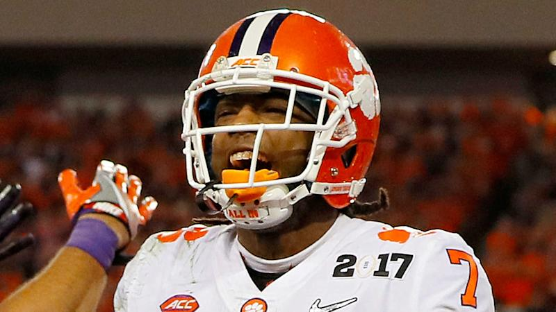 Clemson's Mike Williams makes name for himself as best WR in NFL draft