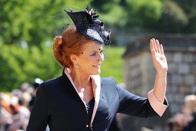 Sarah Ferguson and Prince Andrew were divorced in 1996. [Photo: Getty]