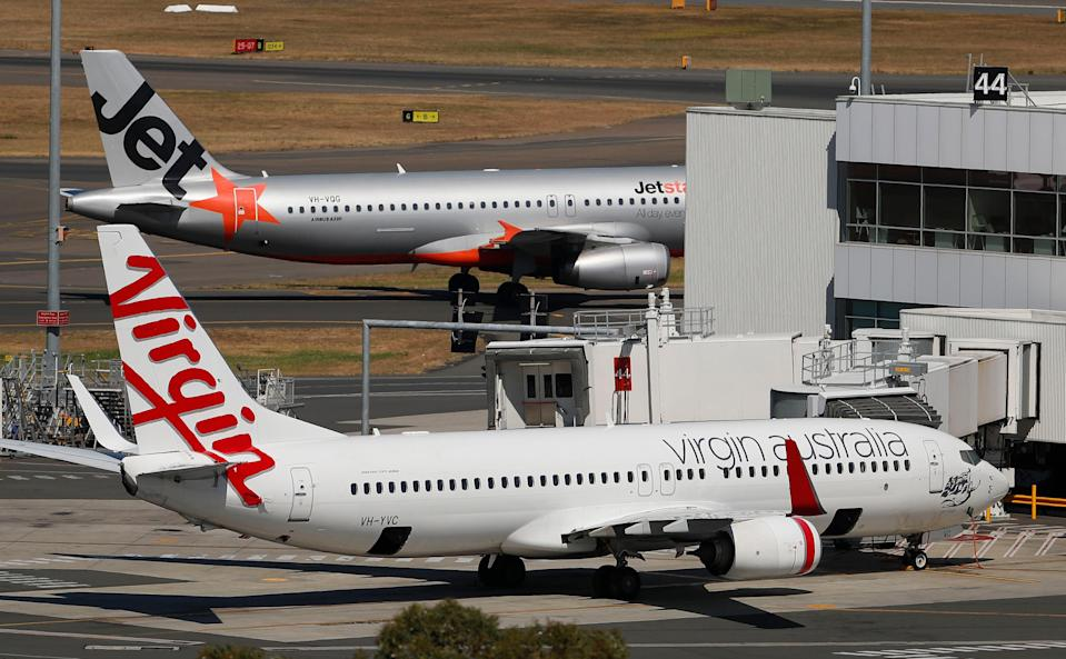 Sydney Airport. (Image: AAP)
