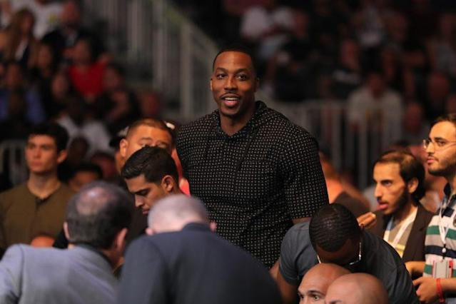 Dwight Howard is looking to rebound with the Hawks. (Getty)