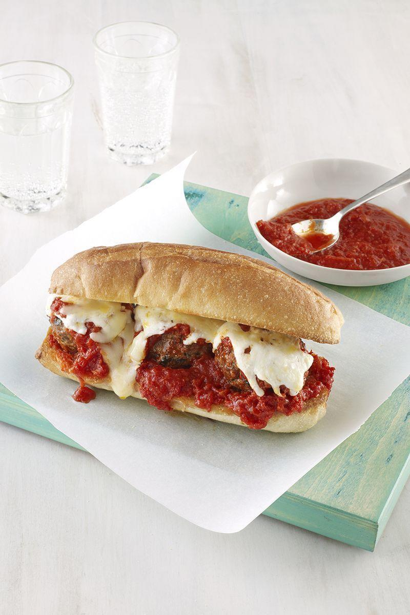 """<p>Your Black Friday plans? These saucy, cheese-covered meatball subs made from leftover stuffing and a Hallmark Christmas movie marathon.</p><p><em><a href=""""https://www.goodhousekeeping.com/food-recipes/a11496/meatball-heroes-leftover-stuffing-recipe-wdy1112/"""" rel=""""nofollow noopener"""" target=""""_blank"""" data-ylk=""""slk:Get the recipe for Meatball Heroes »"""" class=""""link rapid-noclick-resp"""">Get the recipe for Meatball Heroes »</a></em></p>"""