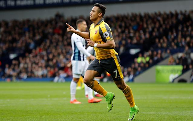 <span>Sanchez has been linked with Chelsea, Juventus, Paris St Germain, Atletico Madrid and Bayern Munich</span>